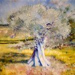 Claude Pelet Artiste Peintre - L'Olivier