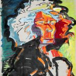 Claude Pelet - Artiste Peintre - Symbolisme - Désarroi