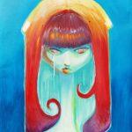Claude Pelet - Artiste Peintre - Symbolisme - L'Arme