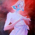 Claude Pelet - Artiste Peintre - Symbolisme - Piège