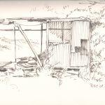 Claude Pelet Dessinateur - Croquis - Mobil Home