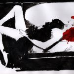 Claude Pelet Dessinateur - Erotique - Boudoir