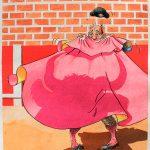 Claude Pelet Dessinateur - Humour - L'Hombre de la peur