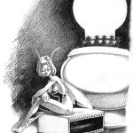 Claude Pelet Illustrateur - Fée lumière