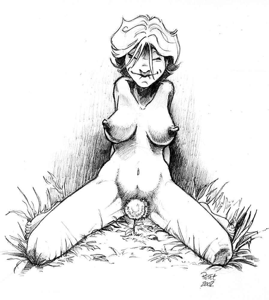 Claude Pelet Illustrateur - Fleur d'ange