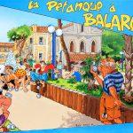 Claude Pelet Illustrateur - La pétanque à Balaruc