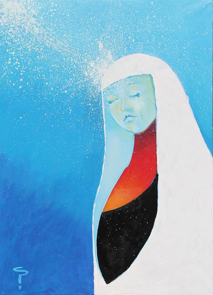 Claude Pelet - Artiste Peintre - Symbolisme - Il Grande Opera