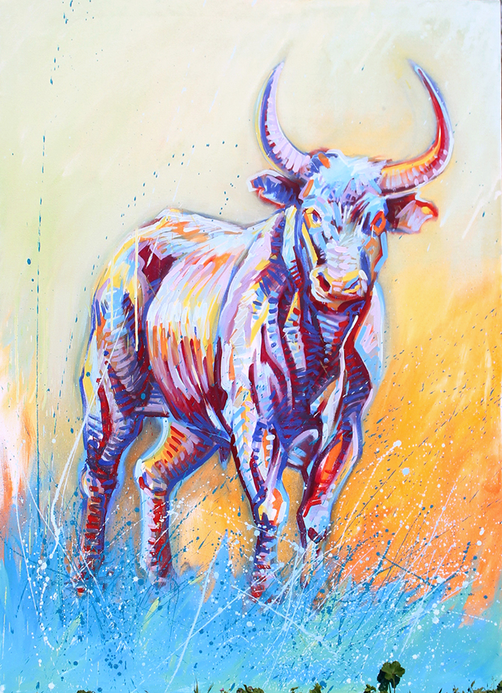 Claude Pelet - Artiste Peintre - Symbolisme - Biou de Camargue